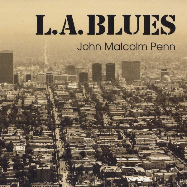 Cover art for L.A. Blues
