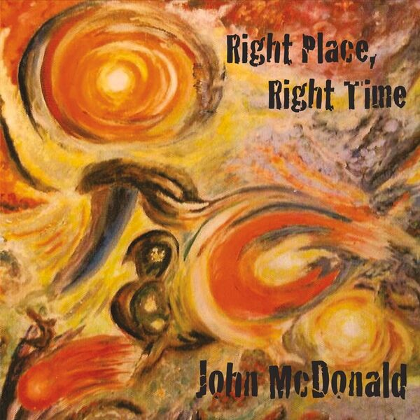 Cover art for Right Place, Right Time