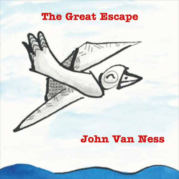 Cover art for The Great Escape