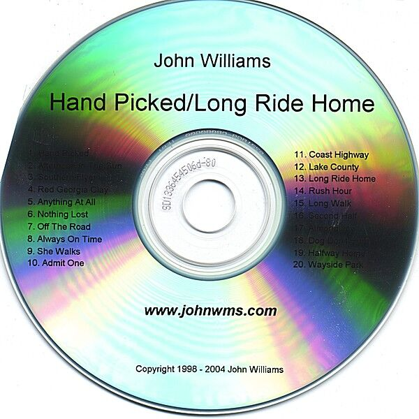 Cover art for Hand Picked/Long Ride Home