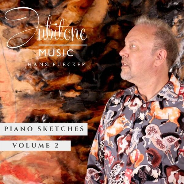 Cover art for Piano Sketches, Vol. 2