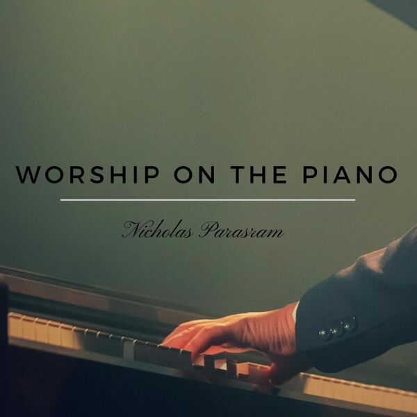 Cover art for Worship on the Piano
