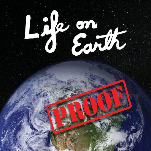 Cover art for Proof