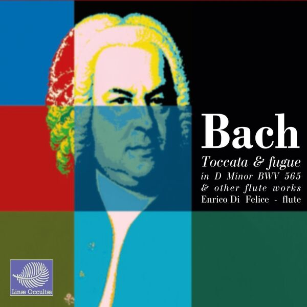 Cover art for Toccata and Fugue