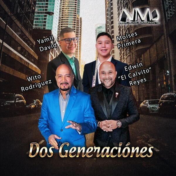 Cover art for Dos Generaciones
