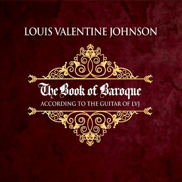 Cover art for The Book of Baroque According to the Guitar of LVJ