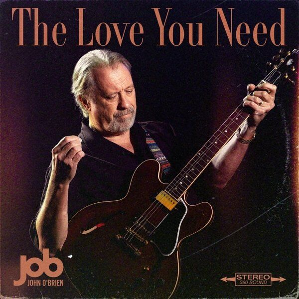 Cover art for The Love You Need