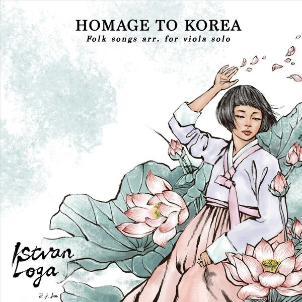 Cover art for Homage to Korea