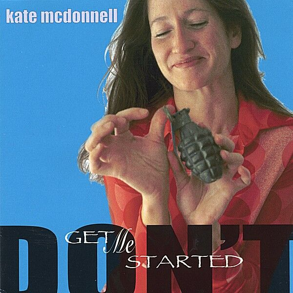 Cover art for Don't Get Me Started