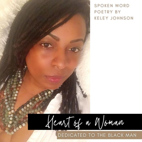 Cover art for Heart of a Woman: Dedicated to the Black Man, Vol 1.