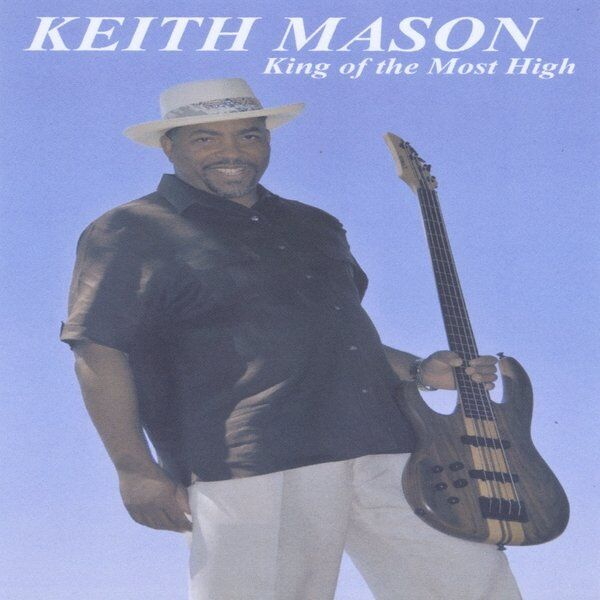 Cover art for King of the Most High