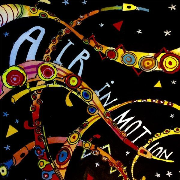 Cover art for Air in Motion