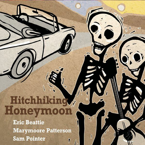 Cover art for Hitchhiking Honeymoon