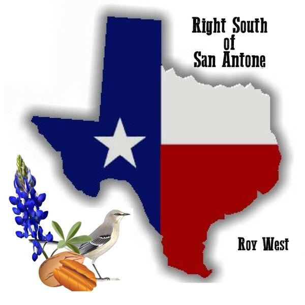Cover art for Right South of San Antone