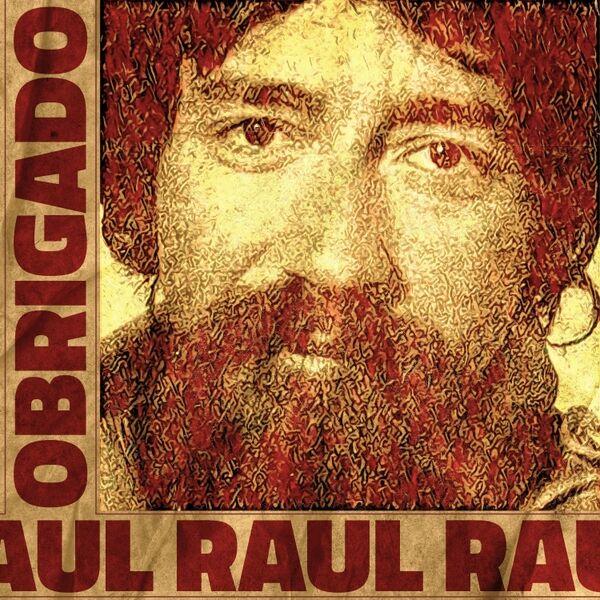 Cover art for Obrigado, Raul!