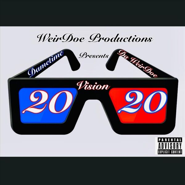Cover art for 20/20 Vision
