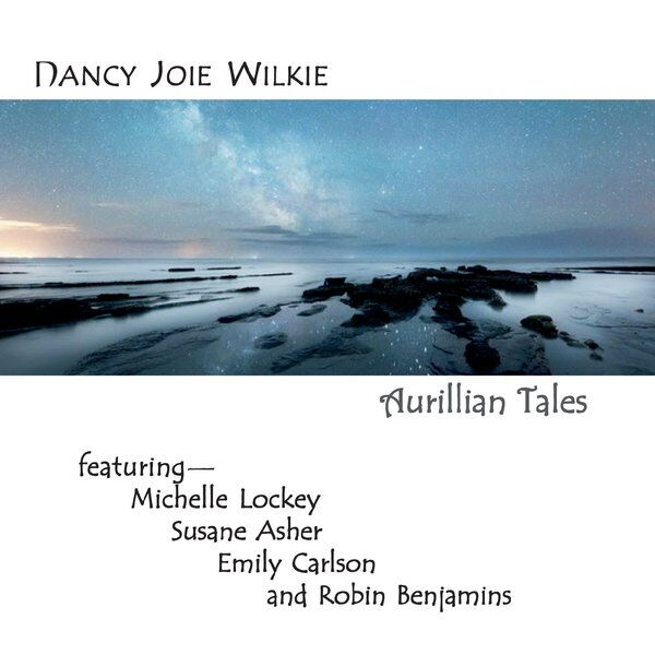 Cover art for Aurillian Tales