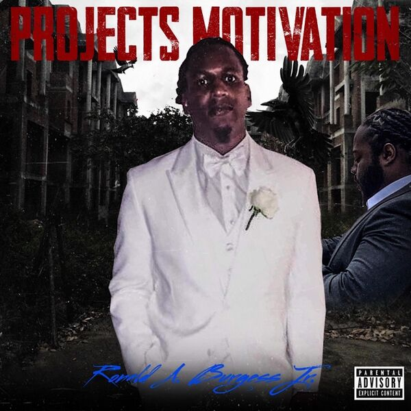 Cover art for Projects Motivation (Motivational Speech Album)
