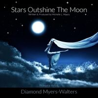 Stars Outshine the Moon