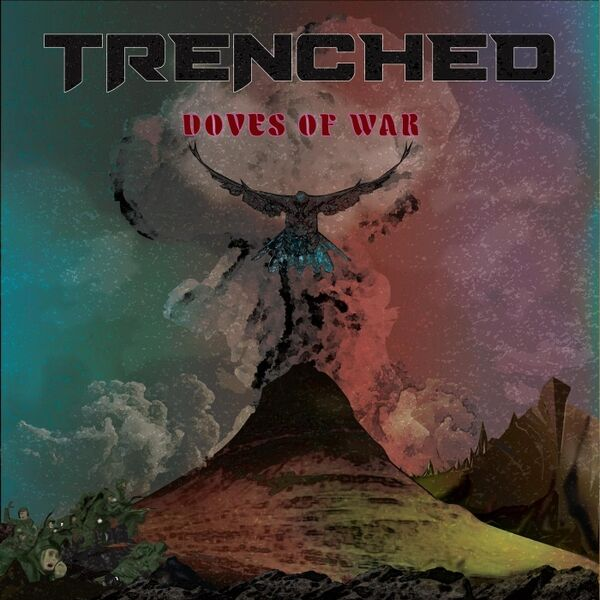 Cover art for Doves of War