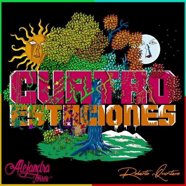 Cover art for Cuatro Estaciones