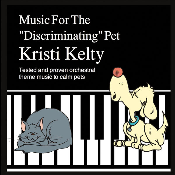 "Cover art for Music for The ""Discriminating"" Pet"