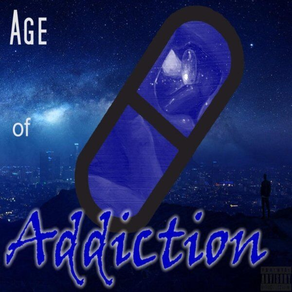 Cover art for Age of Addiction (Blue Pill)