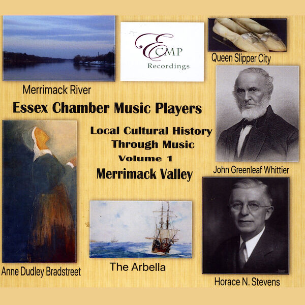 Cover art for Local Cultural History Through Music, Vol. 1: Merrimack Valley