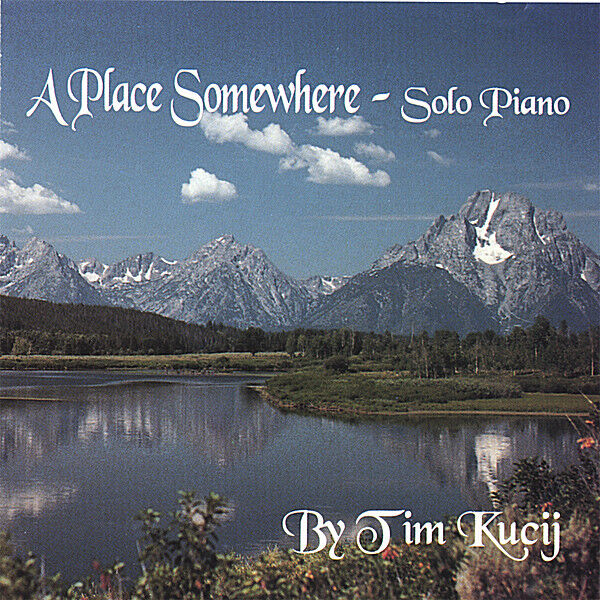 Cover art for A Place Somewhere