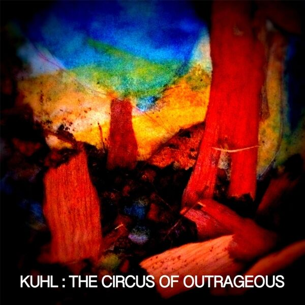 Cover art for The Circus of Outrageous