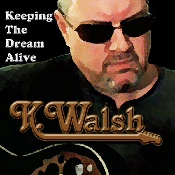 Cover art for Keeping the Dream Alive
