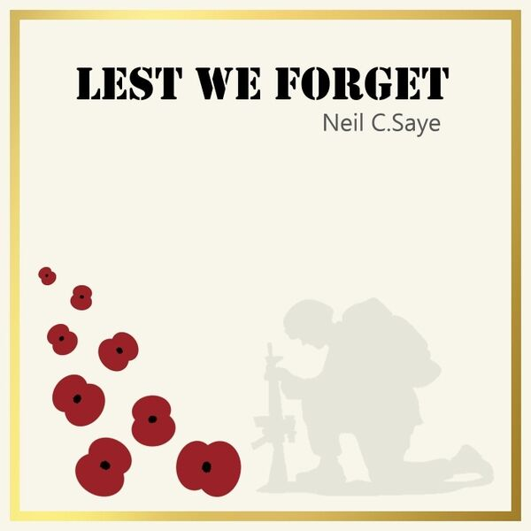 Cover art for Lest We Forget
