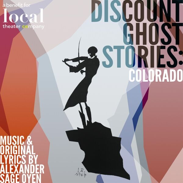 Cover art for Discount Ghost Stories: Colorado