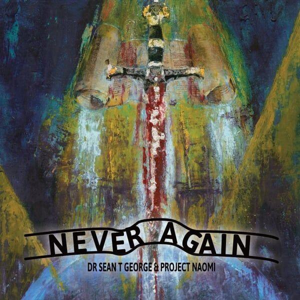 Cover art for Never Again