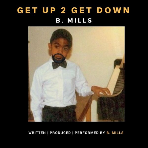 Cover art for Get up 2 Get Down