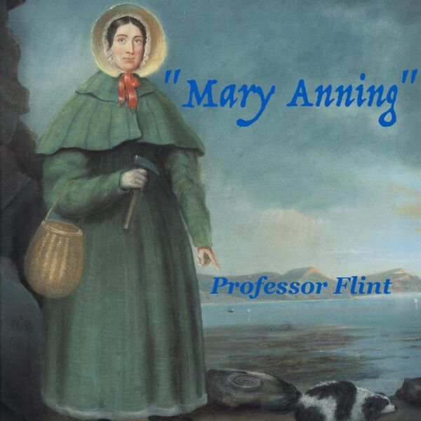 Cover art for Mary Anning