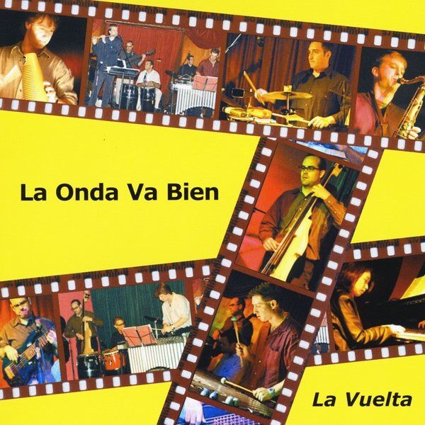 Cover art for La Vuelta