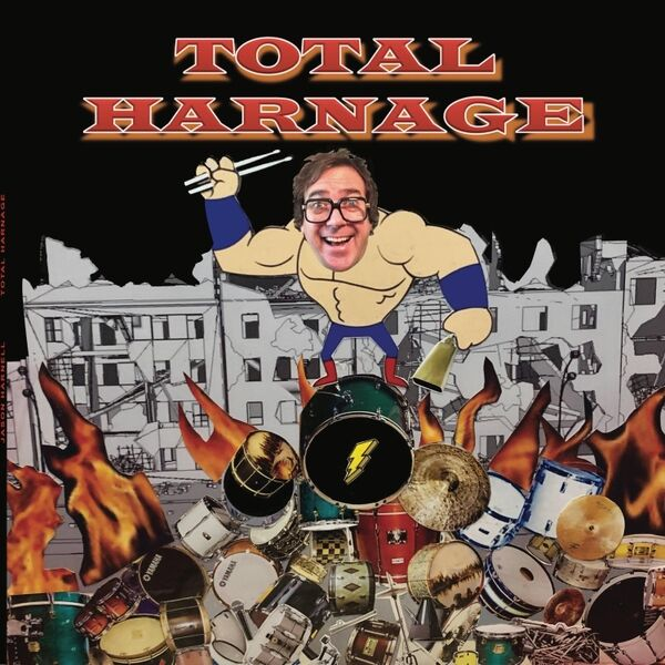 Cover art for Total Harnage