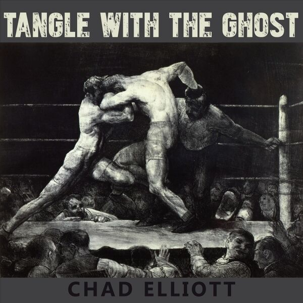 Cover art for Tangle with the Ghost
