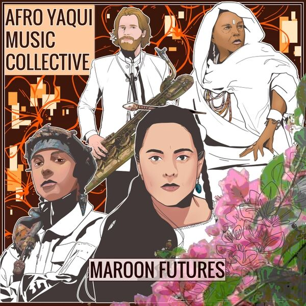 Cover art for Maroon Futures