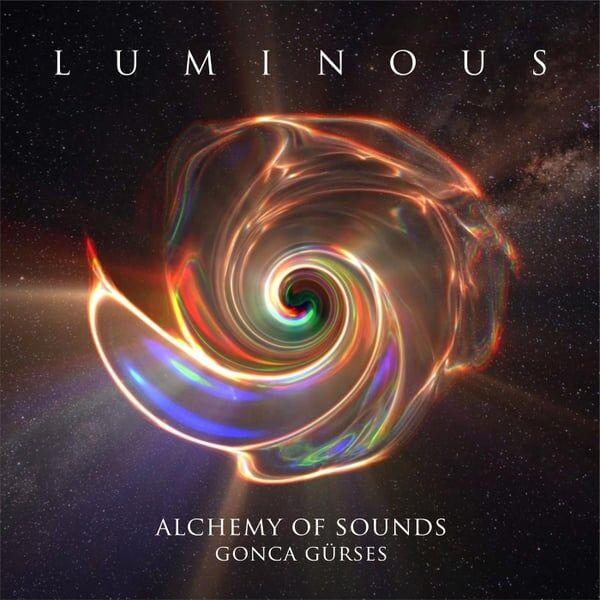 Cover art for Luminous