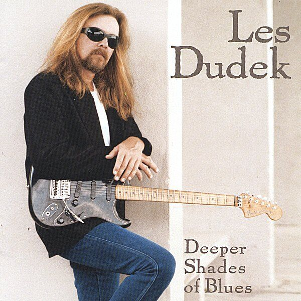 Cover art for Deeper Shades of Blues