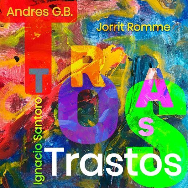 Cover art for Trastos