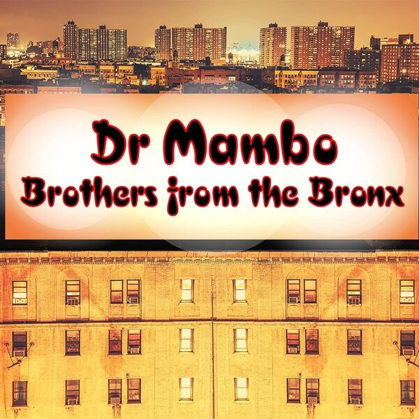 Cover art for Brothers from the Bronx