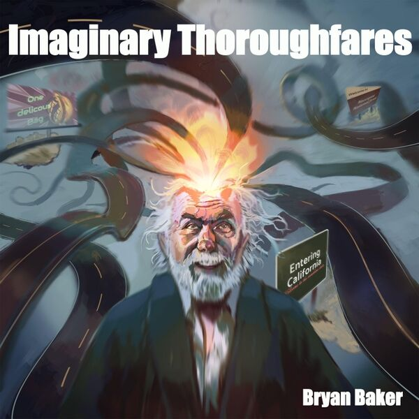 Cover art for Imaginary Thoroughfares