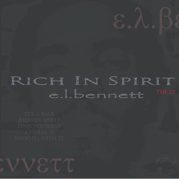 Cover art for Rich in Spirit