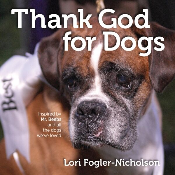 Cover art for Thank God for Dogs