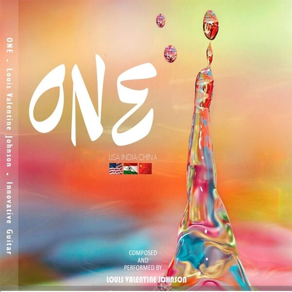 Cover art for One: USA, India & China