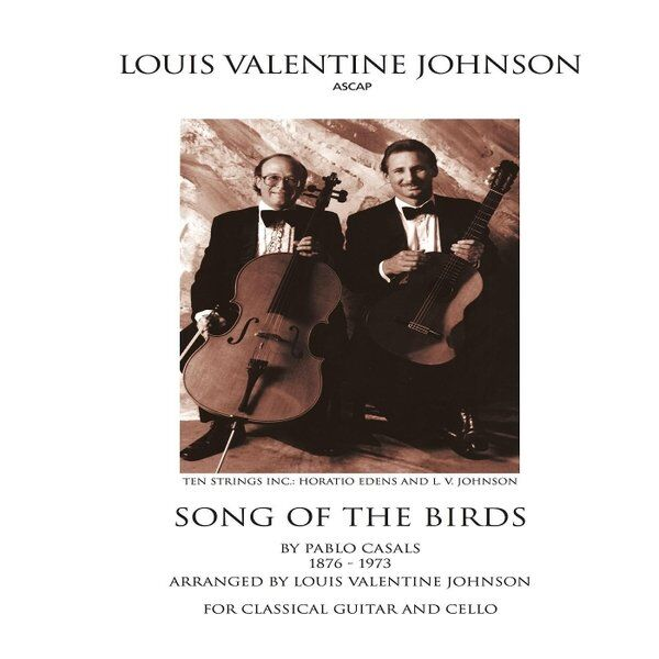 Cover art for Song of the Birds (Arr. for Guitar and Cello by Lou V. Johnson)