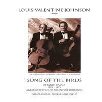 Song of the Birds (Arr. for Guitar and Cello by Lou V. Johnson)